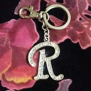 Rosetti bag charm key chain
